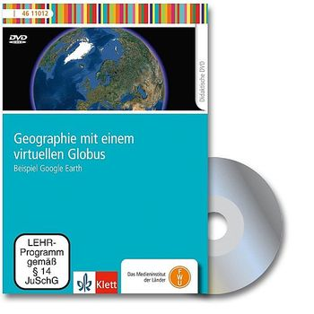 DVD Geographie mit Google Earth