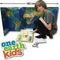 one earth kids, magnetisches Faltbuch XXL